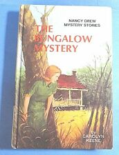"Vintage  Nancy Drew ""The Bungalow Mystery""  Vol.3 1971 Children's Book"