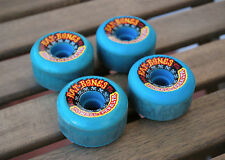 RUEDAS POWELL PERALTA RAT BONES II OLD SCHOOL VINTAGE SKATEBOARD WHEELS 60mm 97a