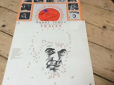 SONNY JAMES Traces LP VINYL 10 Track Amer.capitol