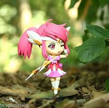 LOL LEAGUE OF LEGENDS Mage The Lady Of Luminosity Star Guardian Lux Figure Gift