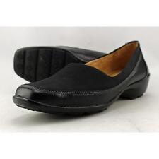 Naturalizer Justify Women US 9.5 Black Loafer Blemish  15236