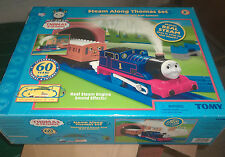 THOMAS THE TRAIN STEAM ALONG THOMAS SET BRAND NEW