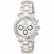 Invicta Men's Speedway Chronograph Stainless Steel 9211