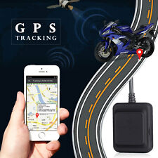 Car Motorcycle Quad Band GPS Tracker Anti-theft Positioning GPS Tracking Device