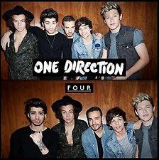 One Direction - FOUR ( CD - Album - UK & Europe Edition )