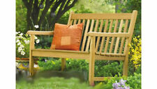 Sam Grade-A Teak 4 Feet Outdoor Garden Patio Luxurious Bench Furniture New