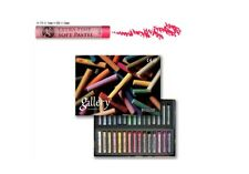MUNGYO Gallery Artistis Extra Fine Soft Pastels set 30 color Round full size