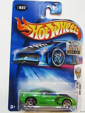 HOT WHEELS 2004 FIRST EDITIONS RAPID TRANSIT #037 FACTORY SEALED