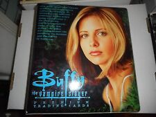 BUFFY THE VAMPIRE SLAYER - SEASON 1 INKWORKS BINDER ONLY - NO CARDS