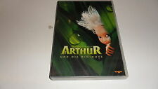 DVD  Arthur und die Minimoys