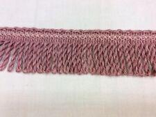 Rosa 6cm halos lingotes Con Flecos 6.75m Nuevo