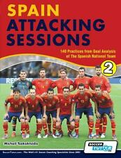 Spain Attacking Sessions - 140 Practices from Goal Analysis of the Spanish...