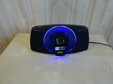 iLive  Audio Video Speaker Dock For Apple iPod iPhone 3 4 4S With Video Out