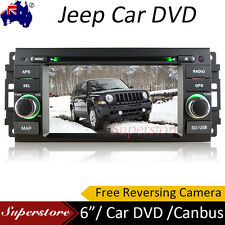 Car DVD GPS Player for Jeep Compass Commander cherokee liberty patriot Wrangler
