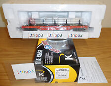 K-LINE LIONEL 6-22645 RINGLING BROS CIRCUS OPERATING TENT DUMP CAR O SCALE TRAIN