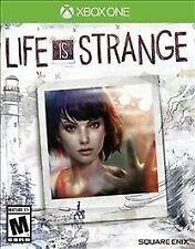 Life is Strange (Microsoft Xbox One)  Brand New,Free Shipping.