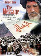 The Message (DVD, 1998) ANTHONY QUINN