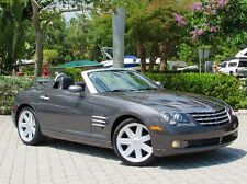 Chrysler : Crossfire Limited Conv
