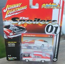 2016 JOHNNY LIGHTNING 1966 Dodge Charger ~The Spoilers~Street Freaks Release 2B