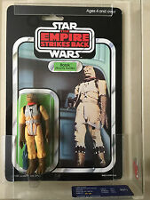 Star Wars ESB 45 Back Palitoy Bossk UKG 95 Wow. Case Fresh 95 95 90 Subs