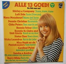 LP Various - Alle 13 Goed! Deel 8 Sexy Girl Cheesecake Cover Nm Vinyl 1975