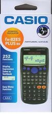 Casio FX-82ES PLUS Black Scientific Calculator