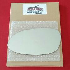 NEW Mirror Glass + ADHESIVE CENTURY REGAL INTRIQUE Driver Side**FAST SHIPPING**