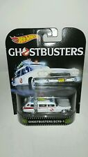 Hot Wheels Ghostbusters Ecto-1  2016  HW Retro Entertainment