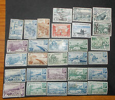 French Colony- used/mh- 29 stamps- F-232