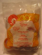 McDonald's Happy Meal Toy Disney Winnie the Pooh Soft Toy with Clip #5 New 2000