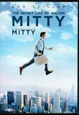 The Secret Life Of Walter Mitty (2013) on DVD