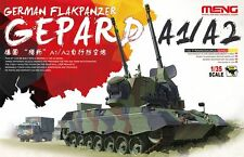 Meng Model 1/35 TS-030 German Flakpanzer Gepard A1/A2