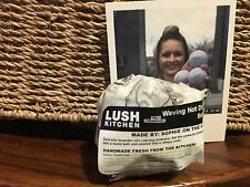 LUSH UK KITCHEN Waving Not Drowning Bath Bomb  SOLD OUT IN KITCHEN