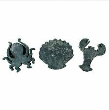 SPARQ Home Soapstone  Reef Whiskey Shapes / Rocks - Set of 3
