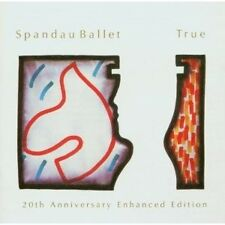 SPANDAU BALLET - TRUE-REMASTERED CD POP 8 TRACKS NEU