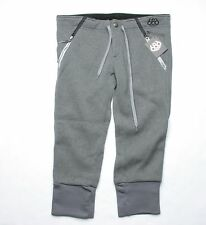 686 Women City Sweat Pant (M) Grey