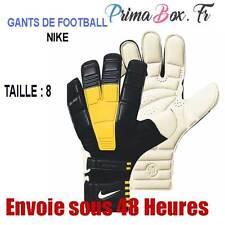 GANTS FOOTBALL total 90 VONFIDENCE AUTHENTIC NIKE DA GARDIEN DE BUT taille 8