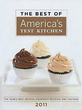 The Best of America's Test Kitchen 2011: The Year's Best Recipes, Equipment Revi