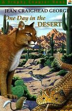 One Day in the Desert (Trophy Chapter Book)