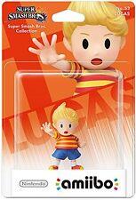 Lucas No.53 amiibo (Nintendo Wii U/3DS) BRAND NEW FREE P&P