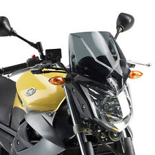 GIVI A286 WINDSHIELD SMOKE' for YAMAHA XJ6 2009 2010 2011 2012