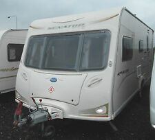 BAILEY SENATOR ARIZONA SERIES 6 LUXURY SPACIOUS 4 BERTH YEAR 2008