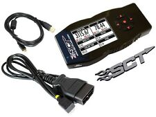 SCT X4 Power Flash Handheld Programmer/Tuner 7416 GM/Chevy 99-16 (select models)