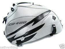 BAGSTER TANK COVER Honda CB400 Super Four 2006 silver CB400SF PROTECTOR 1490B