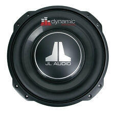 "JL AUDIO 10TW3-D4 Car 10"" DVC 4-Ohm Shallow Sub W3 D4 Thin-Line Subwoofer New"