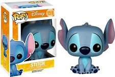 "EXCLUSIVE LILO & STITCH SITTING STITCH  3.75"" VINYL POP FIGURE FUNKO DISNEY"