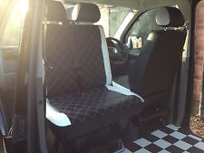 VW T5 T6 Transporter Double seat swivel Base Only inc FREE FITTING