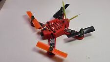 NEW 135mm Micro FPV Racing Quad Kit, for Standard Size Controllers! Naze32, etc