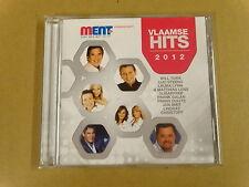 CD MENT / VLAAMSE HITS 2012