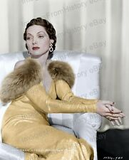 8x10 Print Adrienne Ames Glamour Queen #AA1